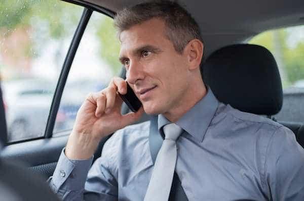 Corporate Chauffeur Service Nottingham